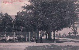 Locarno, Giardini Publici E Debarcadero (10313) - TI Tessin