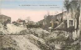 16* ST MEME Entree Caves Noires              MA84-1099 - France