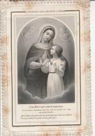 Images Religieuses : Image Pieuse : Canivet : - Imágenes Religiosas