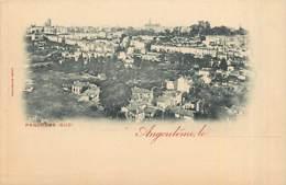 16* ANGOULEME  Panorama              MA84-1103 - Angouleme