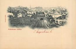 16* ANGOULEME Panorama             MA84-1107 - Angouleme
