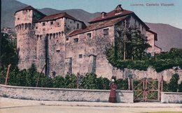Locarno, Castello Visconti (5828) - TI Tessin