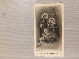 Santino Per La Santa Festa Di Natale - Santini