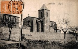 355-2019  ARCENS   L EGLISE - Autres Communes