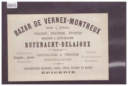 DISTRICT DE VEVEY - VERNEX MONTREUX - BAZAR RUFENACHT DELAJOUX - TB - VD Vaud