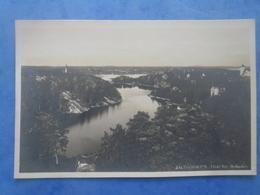 SUEDE-SALTSJOBADEN - Sweden