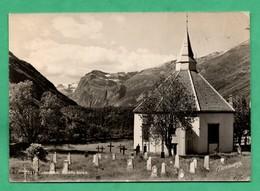 Norge Norvege Norway Sunndalen Romfo Kirke ( Format 10,5cm X 15cm ) - Norvège