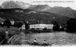 B55403 Talloires - Hôtel De L'Abbaye - Talloires