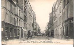 PARIS  Rue Des Volontaires - Arrondissement: 15