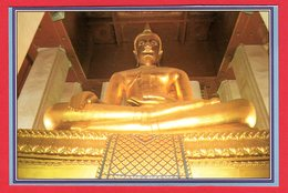 CPM-(Thailand's) Ayutthaya -The Former Royal Capital Of Siam.-phra Monggkolbophit - Thaïlande