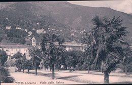 Locarno, Viale Delle Palme (10136) - TI Tessin