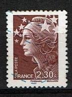 Marianne De Beaujard N°4478 Oblitéré Année 2010 - France