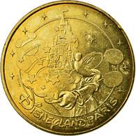 France, Jeton, Disneyland N°22 - Mickey Sorcier, 2010, MDP, SUP, Cupro-nickel - France