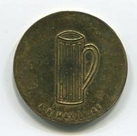 Luxembourg - Jeton Café Wolter-Maquil Mertzig - Jetons & Médailles