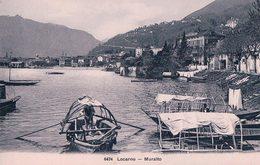 Locarno, Muralto, Barques (6474) - TI Tessin