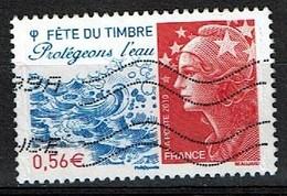 Fête Du Timbre N°4439 Oblitéré Année 2010 - France