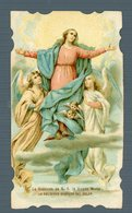 °°° Santino - La Asuncion De N. S. La Virgen Maria  °°° - Religione & Esoterismo