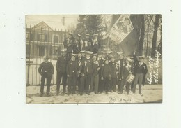 78 - ABLIS - CP PHOTO - Conscrits Classe 1919 Beau Plan Bon état - Ablis