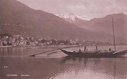 Locarno - Muralto, Barque De Transport (2179) - TI Tessin