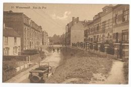 Watermael Boitsfort Rue Du Pré Carte Postale Ancienne Oldtimer - Watermael-Boitsfort - Watermaal-Bosvoorde