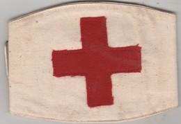 RARE Brassard Croix Rouge En Excellent état. - Uniformes