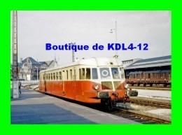 AL 524 - Autorail Renault ABJ 1 En Gare - FECAMP - Seine Maritime 76 - SNCF - Fécamp