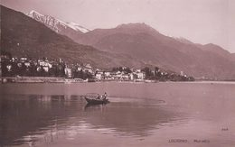 Locarno - Muralto, Barque De Pêcheurs (2168) - TI Tessin