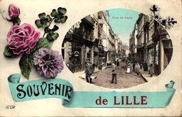 [59] Nord > Lille  / RUE DE PARIS  /TBE  /LOT  802 - Lille