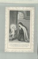 CANIVET Image Pieuse,  ,Ste Thérèse De Jésus  Bonamy Edit. Pontéfical  Poitiers - Jan 2019 Caniv - Santini