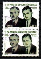 FRANCE. N°4981 Oblitéré De 2015. Sécurité Sociale. - France