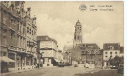 Lier - Lierre - Groote Markt - Grand'Place - Uitg.-Edit. Aug. Van Dijck - Lier