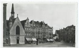Lier - Lierre - Groote Markt En Sint-Jacobs Kapel - Grand'Place Et Chapelle Saint-Jacques - Lier