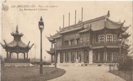 Brussel - Bruxelles - Parc De Laeken - Le Restaurant Chinois - Albert 129 - 1924 - Laeken