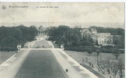 Brussel - Bruxelles - Bruxelles-Laeken Le Château Et Parc Royal - Ed. Nels Serie 1 No 84 - 1912 - Laeken
