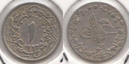 Egitto 1⁄10 Qirsh 1902 KM#289 - Used - Egitto
