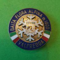 SPORT INVERNALI SPILLE  BAITA FLORA ALPINA VALFREDDA 1800 M. - Italy