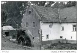SINT-KWINTENS-LENNIK (Vlaams-Brabant) - Molen/moulin - Slagvijvermolen Met Verdwenen Rad En Waterloop. Een Tijdsbeeld! - Lennik