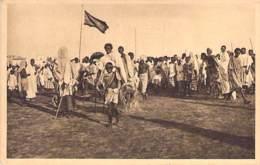 DJIBOUTI  - Fantasia Du Ramdan - CPA - - Dschibuti