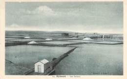 DJIBOUTI  - Les Salines - CPA - - Dschibuti