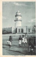 DJIBOUTI  - La Mosquée - CPA - ( Mosque Moschee Moskee Moschea Mezquita Mesquita ) - Gibuti