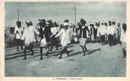 DJIBOUTI  - Danse Arabe - CPA - - Gibuti