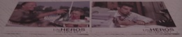 LOT 8 PHOTOS EXPLOITATION FILM UN HEROS TRES DISCRET AUDIARD KASSOVITZ DUPONTEL TRINTIGNANT TBE 1996 - Photos