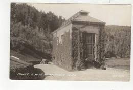 VICTORIA, Michigan, USA, Power House, 1930's? Cook RPPC - Sonstige