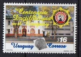 3.- URUGUAY 2005 100 YEARS OF THE DACTILOSCOPY IN URUGUAY POLICE - Policia – Guardia Civil