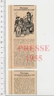 Presse 1955 Pélerinage Les Saintes-Maries-de-la-Mer 51CEM-C3 - Vieux Papiers