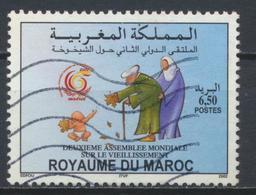 °°° MAROC - Y&T N°1305 - 2002 °°° - Marocco (1956-...)