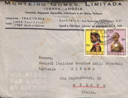 [900928]Angola  - FDC, Documents, Cultures - Angola