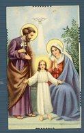 °°° Santino - Formola Alla Sacra Famiglia °°° - Religione & Esoterismo
