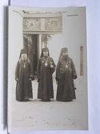 RUSSIE - MONASTERE DE VALAAM - VALAMON IGUMENI HARITON - ANIMEE - POPES - Russie