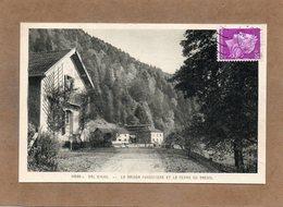 CPA - VAL-d'AJOL (88) - Aspect De La Maison Forestière Près De La Ferme Du Breuil Dans Les Années 50 / 60 - France